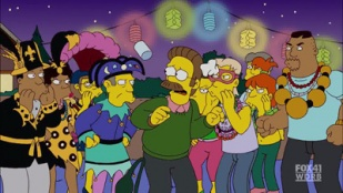 The Simpsons 20x12 : No Loan Again, Naturally- Seriesaddict